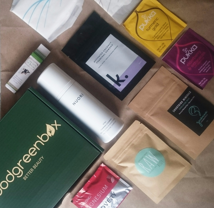 Good Green Box – April Review