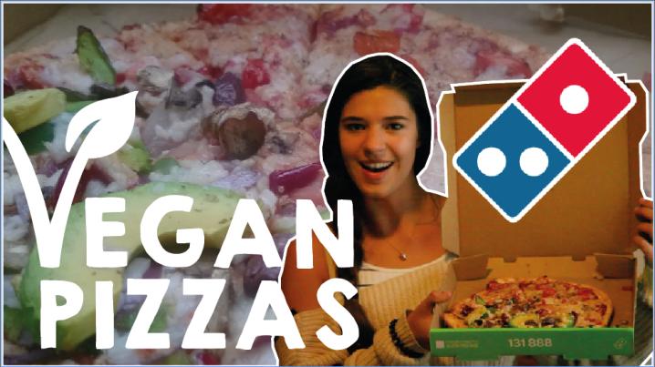 Review – Domino's VeganPizzas